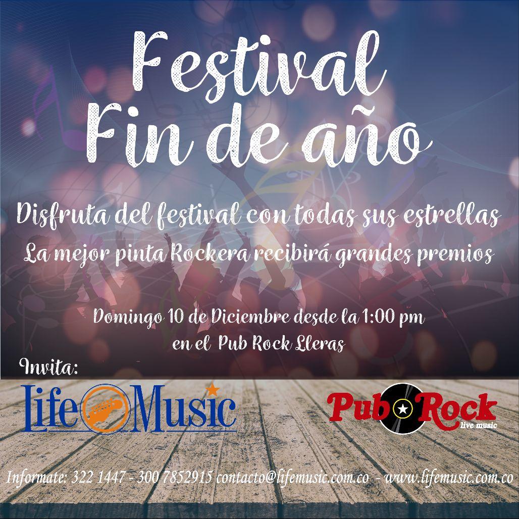 Festival Fin De Año